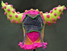 Espectaculars els monstres teixits de la Tracy Widdess