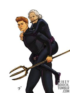 The tributes of District Odair and Mags - Catching Fire Hunger Games Fandom, Hunger Games Trilogy, Katniss And Peeta, Katniss Everdeen, Suzanne Collins, Fanart, Hunger Games Drawings, Hunter Games, Catching Fire