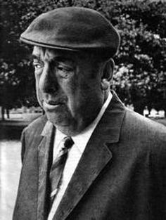 Pablo Neruda. Laugh at the night, at the day, at the moon, laugh at the twisted streets of the island, laugh at this clumsy boy who loves you, but when I open my eyes and close them, when my steps go, when my steps return, deny me bread, air, light, spring, but never your laughter for I would die.