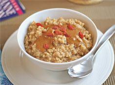Baked Millet and Squash Porridge. I'm in love! #vegan #glutenfree #recipe | rickiheller.com