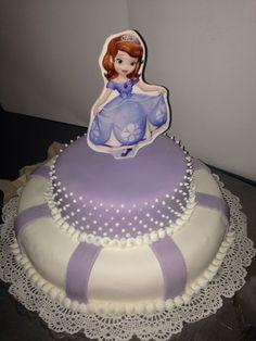 pasteles de princesa sofia