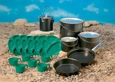 Outdoor Cookset