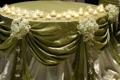 Table Draping - Event Pro Training