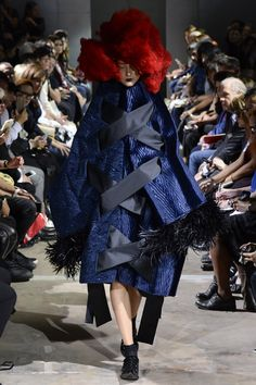 Comme des Garçons Spring 2016 Ready-to-Wear Fashion Show