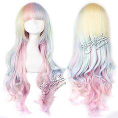 pelucas medianas para cosplay y disfrases ¡al mejor precio! Pelucas Cosplay 533c5f7c023b