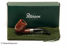 TobaccoPipes.com - Peterson Aran 65 Tobacco Pipe PLIP, $100.00 #tobaccopipes #smokeapipe (http://www.tobaccopipes.com/peterson-aran-65-tobacco-pipe-plip/)