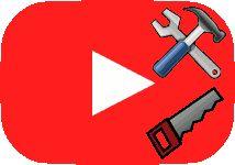 Nový aktualizovaný seznam YouTube kanály věnující se práci se dřevem