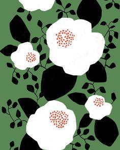 Wall Paper Art Illustration Floral Prints 44 Ideas For 2019 Fall Patterns, Print Patterns, Floral Illustrations, Graphic Illustration, Pattern Paper, Pattern Art, Plakat Design, Textiles, Surface Pattern Design
