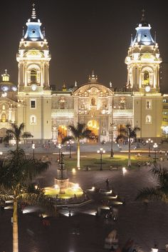Lima Peru, via Flickr.