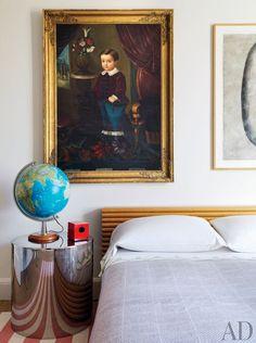 New York City bedroom