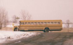 Old School Bus, School Buses, International School, Busses, Archer, Hunters, Yellow, Sterling Archer