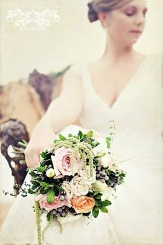 beautiful bouquet | Source: Gather Together Events