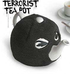 The Terrorist Tea Pot - talk about SteaLTHY