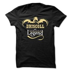 DRISCOLL Tee - #cheap gift #gift bags. GET YOURS => https://www.sunfrog.com/Funny/DRISCOLL-Tee.html?68278