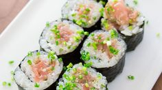 How To Make Sushi with Visual Guide | Fresh Tastes Blog | PBS Food