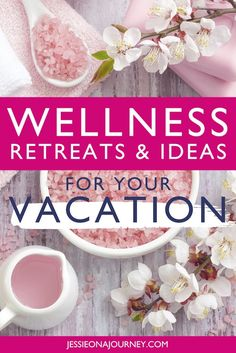 Looking for wellness retreats & ideas for your vacation? This wellness travel guide can help! // #WellnessTravel #Health #Wellbeing #SelfCare #Tourism Best Travel Guides, Travel Tips, Health Retreat, Responsible Travel, Travel Workout, Travel And Leisure, Jessie, Trip Planning, Trip Advisor