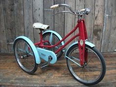 The Sunbeam Tricycle