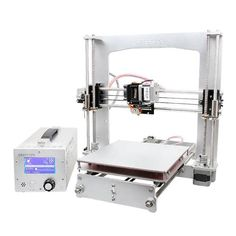 Geeetech® Prusa I3 A Pro With 3-in-1 Control Box 3D Printer DIY Kit 1.75mm 0.4mm Nozzle  Worldwide delivery. Original best quality product for 70% of it's real price. Buying this product is extra profitable, because we have good production source. 1 day products dispatch from ...