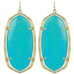 Kendra Scott- Just bought these in black and green!!