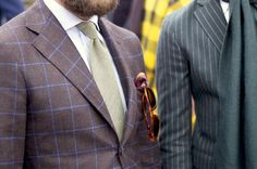 Pitti Uomo 85 Outfits — Gentleman's Gazette