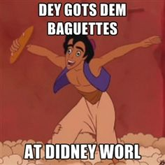 More Didney Worl!