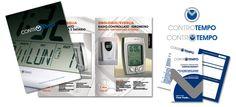 Controtempo S.r.l. - Logo, brochure e garanzie. Realizzazione: Agenzia Verde