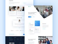Digital Marketing agency Landing Page designed by Mithun Ray✪ . Connect with them on Dribbble; the global community for designers and creative professionals. App Landing Page, Landing Page Design, Web Ui Design, Mobile Design, Creative Design, Digital Marketing, Finance, Design Inspiration, Art