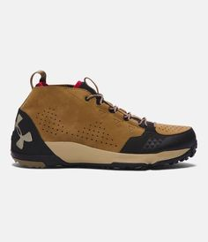 online store 399e4 7eec1 Men s UA Burnt River Leather Hiking Boots   Under Armour US