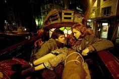 The Imaginarium of Doctor Parnassus - Lily Cole & Andrew Garfield