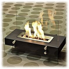 CleanFlames .com offers the best in bio ethanol burning fireplaces. We offer freestanding, portable and two sided fireplaces by Ignis, Anywhere Fireplace, Black and Stone, PureFlame, DecoFlame and Nu-Flame! Save today!