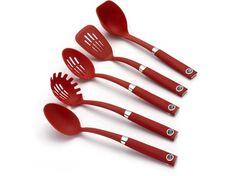 Rachael Ray Tools & Gadgets 5-pc. Tool Set: Red