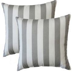 Premiere Home Stripes Throw Pillow