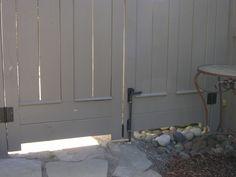 ZEN GARDEN - CANE BOLT FOR DOUBLE GATE
