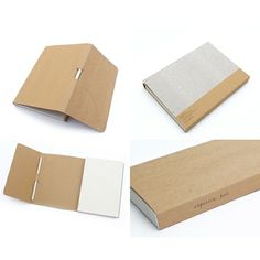This is a nice-looking sketchbook and pencil called the Esquisse Eco Sketchbook.