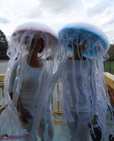 Jellyfish kostuum.