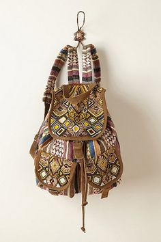 Beaded Otilda Backpack from Picsity.com