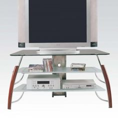 Acme Furniture Zephyr Lcd Tv Stand 2069 Special Price 344 00 New Pinterest And Stands