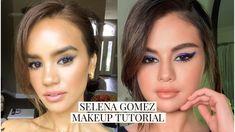 Cat eyeliner + fushia lips   Hot girls   Selena gomez ... Dacey Gomez Instagram
