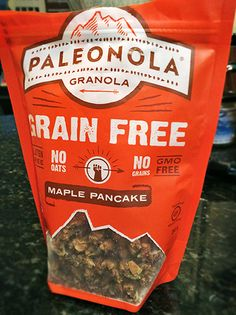 Grain-Free Nut & Coconut Granola