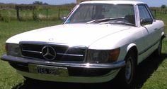 #Mercedes Benz SLC 500 1980. http://www.arcar.org/mercedes-benz-slc500-78082