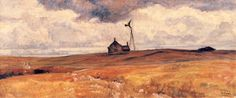 Prairie (painting by Harvey Dunn)