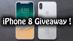 Are you a Fan of Apple Phones ? Two lucky winners get an 256GB Iphone8  (899$ value)