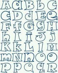 Resultado de imagen para letras de timoteo abecedario