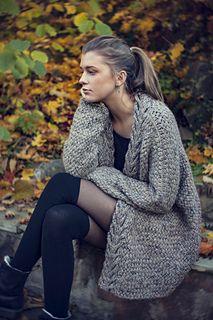 Drømmevev Jakke by Katrine Hammer