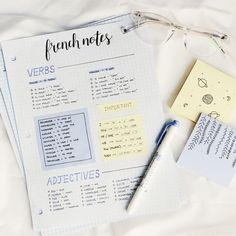 study, school, and french afbeelding