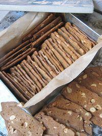 Croustillants aux cacahuètes