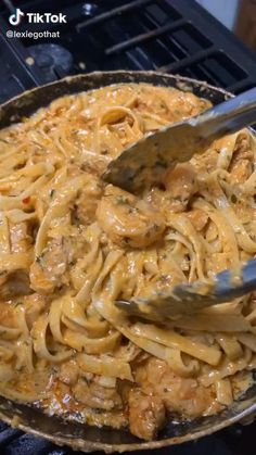 Pasta Dinner Recipes, Seafood Recipes, Cooking Recipes, Healthy Recipes, Noodle Recipes, Food Cravings, Food Dishes, Food Inspiration, Yummy Food