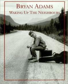 Waking up the neighbours...