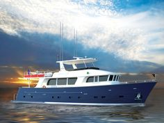 Altima Yachts Voyager 68'