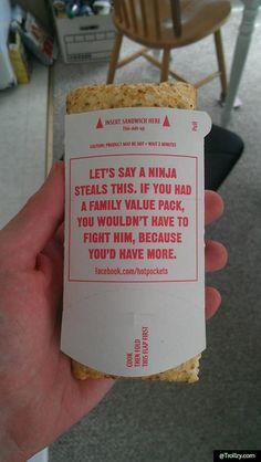 Lets Say A Ninja Steals This..